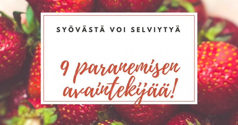 Kesäinen syövästä voi selviytyä workshop Frantsilassa! (4.6.-6.6.2018)